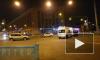ДТП на Новгородской улице: полицейская машина врезалась в автомобиль, в котором был ребенок