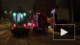 Видео: На 2-ом Муринском проспекте горит квартира