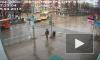 Неизвестный мужчина проехал в зорбе, по улицам Перми