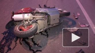 Смертельное ДТП под Петербургом: в Красном Селе смерть настигла мотоциклиста, столкнувшегося с КАМАЗом