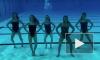 Сборная России по синхронному плаванию поддержала челлендж Little Big