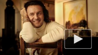 В эфире канала Piter.TV певец Сергей Рогожин