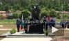 В Сербии открыли памятник Кириллу и Мефодию