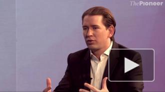 Канцлер Австрии заявил, что дискуссии о вхождении стран в НАТО не должны вести к эскалации