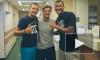 Футболисты Зенита вышли из отпуска и тут же оказались в медицинском центре