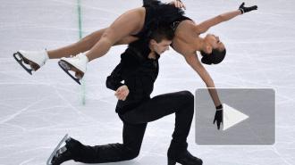 На петербургский лед вышли звезды фигурного катания