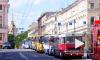 Раритетные троллейбусы и автобусы прошли по Невскому проспекту