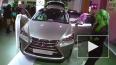 """""""Парижский автосалон 2014"""": разбираем новый Lexus NX300h"""