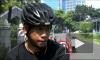 Джакарта пересаживается на велосипеды