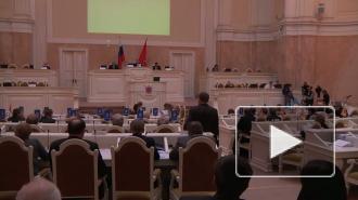 Петербургский парламент внес в повестку дня вопрос об отзыве Сергея Миронова