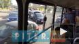 Видео: авария на проспектах Ветеранов и Маршала Жукова ...