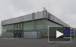Временный госпиталь, размещенный в пятом павильоне Ленэкспо, начнет принимать больных уже в следующий понедельник