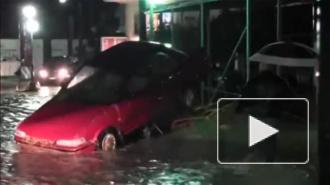 Три человека погибли в результате наводнения на острове Родос