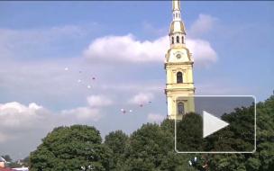 Праздник флага. Российский триколор отметил день рождени...