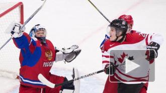 Россия зацепилась за бронзу на молодежном ЧМ по хоккею
