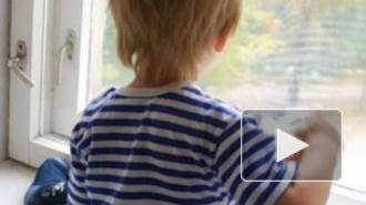 В Петербурге двухлетний ребенок выпал из окна, прислонившись к москитной сетке