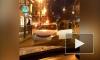 Очевидцы: на Разъезжей ГБР остановили нетрезвых автомобилистов, сбежавших после аварии