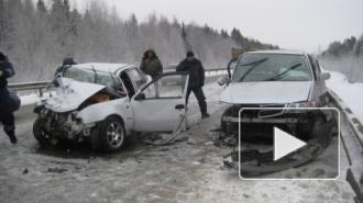 В смертельном ДТП в Тамбовской области погибли пять человек