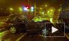 Смертельное ДТП в Петербурге: на Большевиков КАМАЗ смял легковушку, погибла 22-летняя девушка