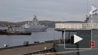 "Фрегат ""Адмирал Горшков"" отправился на ремонт и модернизацию"