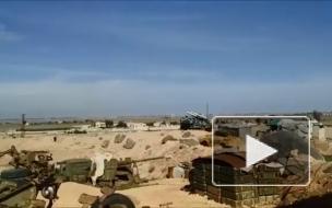 ПВО Сирии отразили атаку беспилотников под Латакией