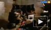 В Невском районе мигранты поселились в помещении для мусоропровода