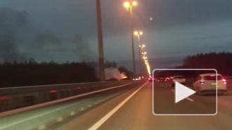 Полиция Петербурга задержала водителя грузовика, устроившего массовую аварию на ЗСД