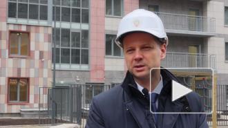 Госстройнадзор Петербурга проверил готовность детского сада в Московском районе