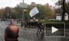 Видео из Киева: Перед оцепленной Верховной Радой народ собирается на митинг Саакашвили