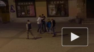 """В центре Петербурга появилась еще одна """"гиблая"""" улица"""