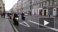 В Петербурге байкеры закрыли мотосезон