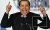 В Милане обнаружена кукла Берлускони с окровавленными руками
