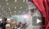 Санта-Клаус из Лапландии исполнил в Петербурге песенку крокодила Гены