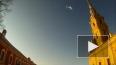 Музей истории Петербурга назвал прыжок парашютиста ...