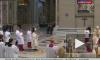 В Ватикане проходит интронизация Папы Римского Франциска