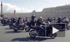 В Мотопараде фестиваля Harley-Davidson участвовало более 3 тыс. байкеров