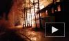 В Ульяновке загорелось деревянное здание больницы