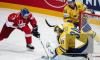 Чехия в упорном поединке 1/4 финала чемпионата мира одолела Швецию
