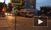 В Воронеже сгорела маршрутка от взрыва газовых баллонов