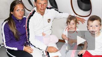 Жена Аршавина может «помочь» футболисту закончить карьеру раньше времени из-за спора об алиментах
