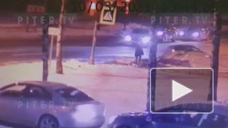 В аварии на улице Фаворского пострадал пострадал человек