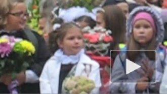 1 сентября у дочки Анастасии Мельниковой