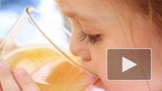 Роспотребнадзор запретил ввоз украинских соков