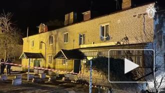 Женщина и двое детей погибли при пожаре в квартире на Кубани