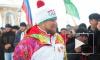 """Кадыров зажег Олимпийский огонь в Грозном с криком """"Аллах Акбар!"""""""