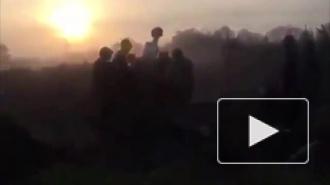 Последние новости Новороссии: на окраинах Луганска идут тяжелые бои за аэропорт