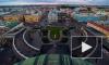 Компания руферов залезла на Казанский собор с флагом Петербурга