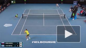 Даниил Медведев вышел в финал Australian Open