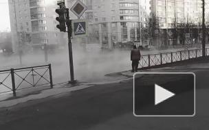 Ремонт теплосети на проспекте Художников удалось завершить на 4 часа раньше срока