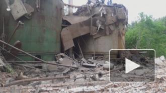 """В Красноярске страшное обрушение: из-под завалов на химкомбинате """"Енисей"""" уже извлекли двух рабочих"""